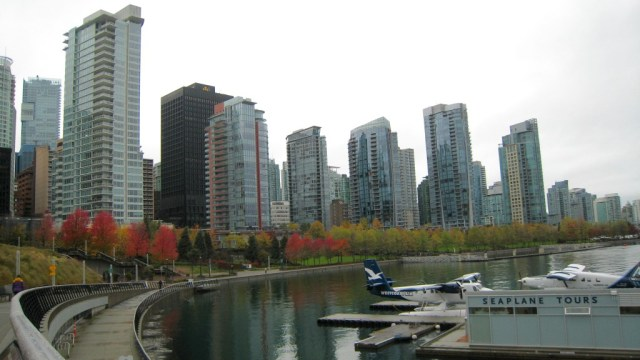 Coal Harbour Buildings