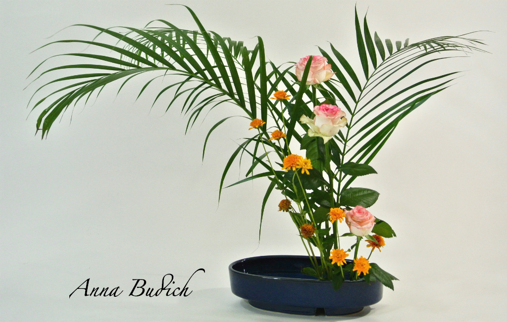 Tuesday Ikebana Anna Budich
