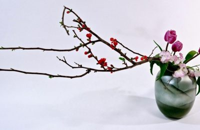 Life Lessons from Doing Ikebana