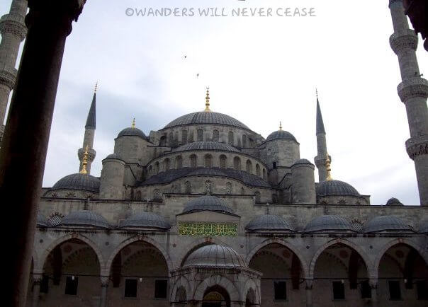 The Blue Mosque, Istanbul