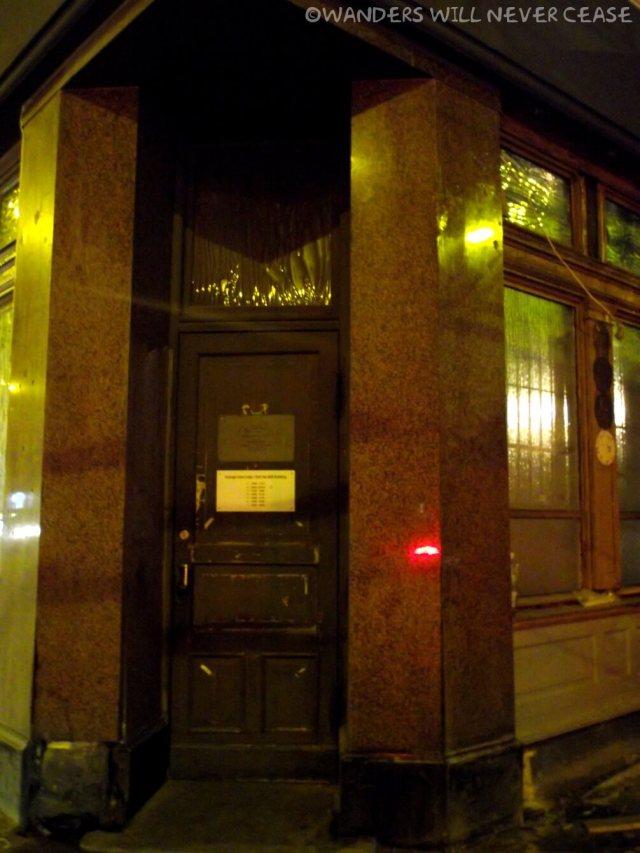 KGB Building in Riga, Latvia
