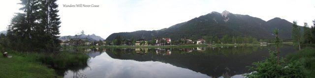 Seefeld Lake Wildsee
