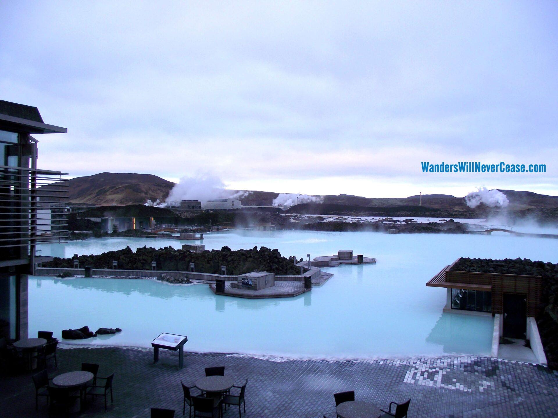 The Blue Lagoon vs. Swimming Pools in Reykjavik