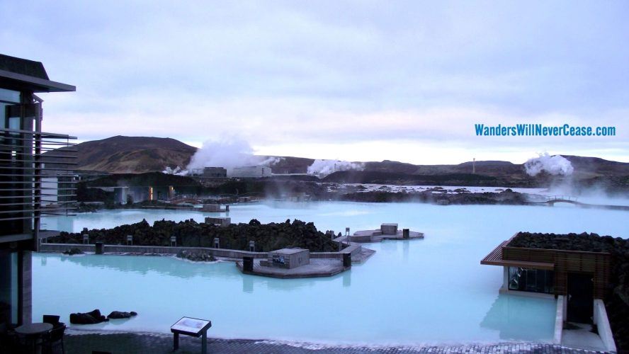 The Blue Lagoon vs. Swimming Pools in Reykjavik
