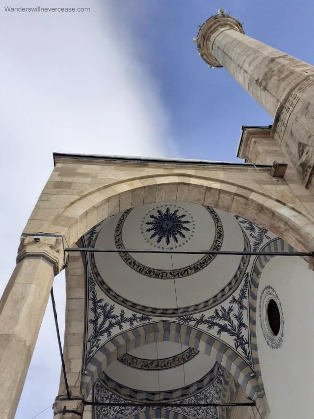 imperial mosque sultan mehmet fatih pristina kosovo