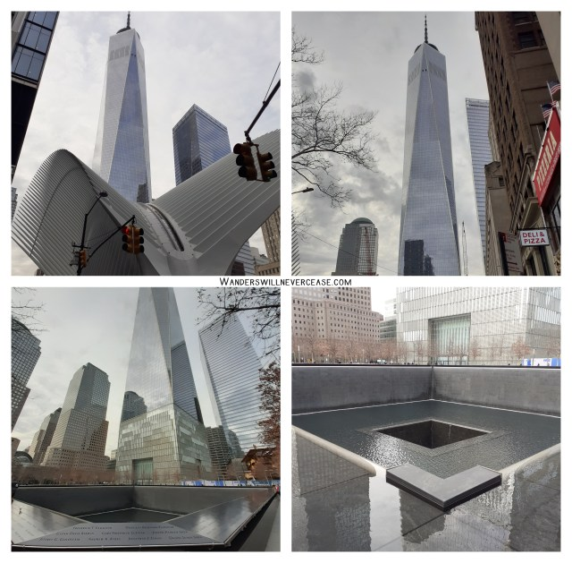One World Trade Center 911 Memorial Twin Towers New York