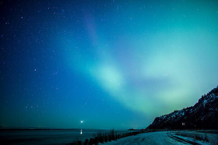 Northern Lights Anchorage