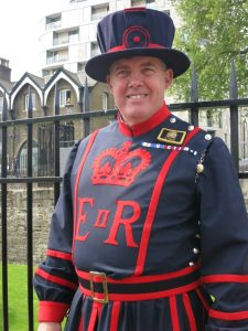 Our Yeoman Warder, R. Fuller.