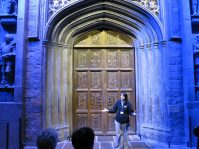 Entrance into the Great Hall