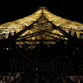 Eiffel Tower in Photos
