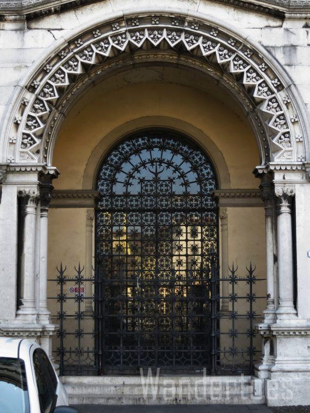 Gated Window Watermark