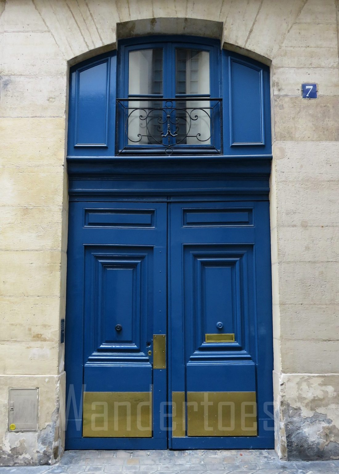 ParisBlueDoor Watermark - Copy
