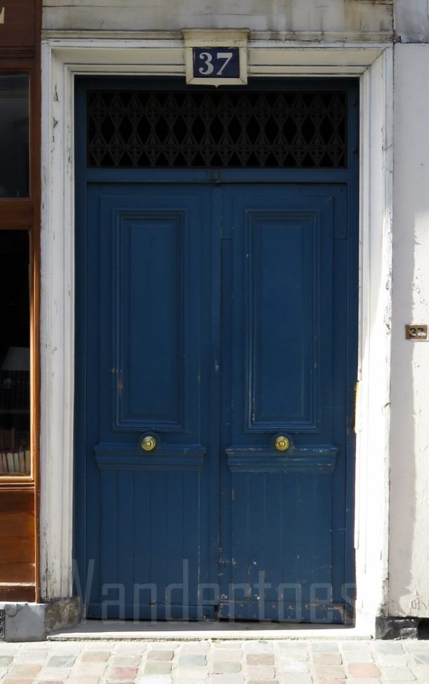 ParisBlueDoor2 Watermark - Copy