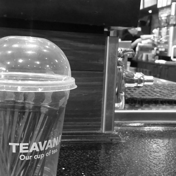 Teavana Starbucks