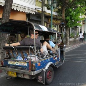 The Great Disappearing Tuk Tuk