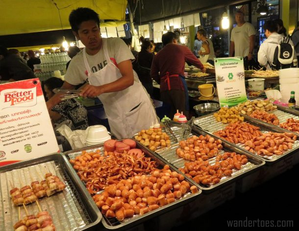 Asiatique Bangkok Thailand Shopping Carnival Travel Photography foodie