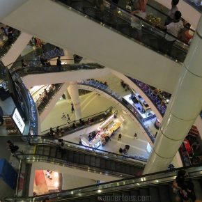 Terminal 21 – Bangkok Mall-ing It