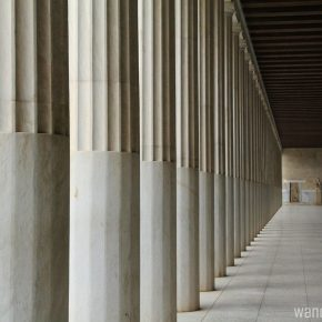 Plaka: Ancient Athens Agora