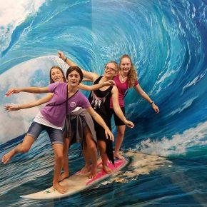 Art in Paradise: Kid & Camera Fun