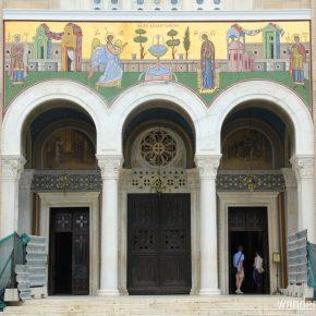 Athens: Metropolitan Cathedral & Mikri Mitropoli