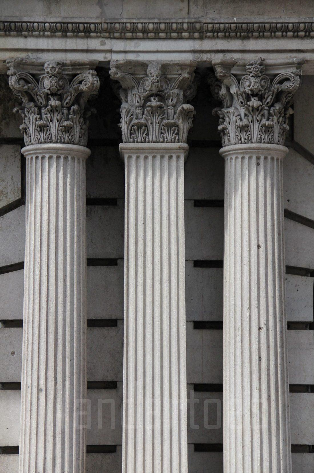 Columns Watermark