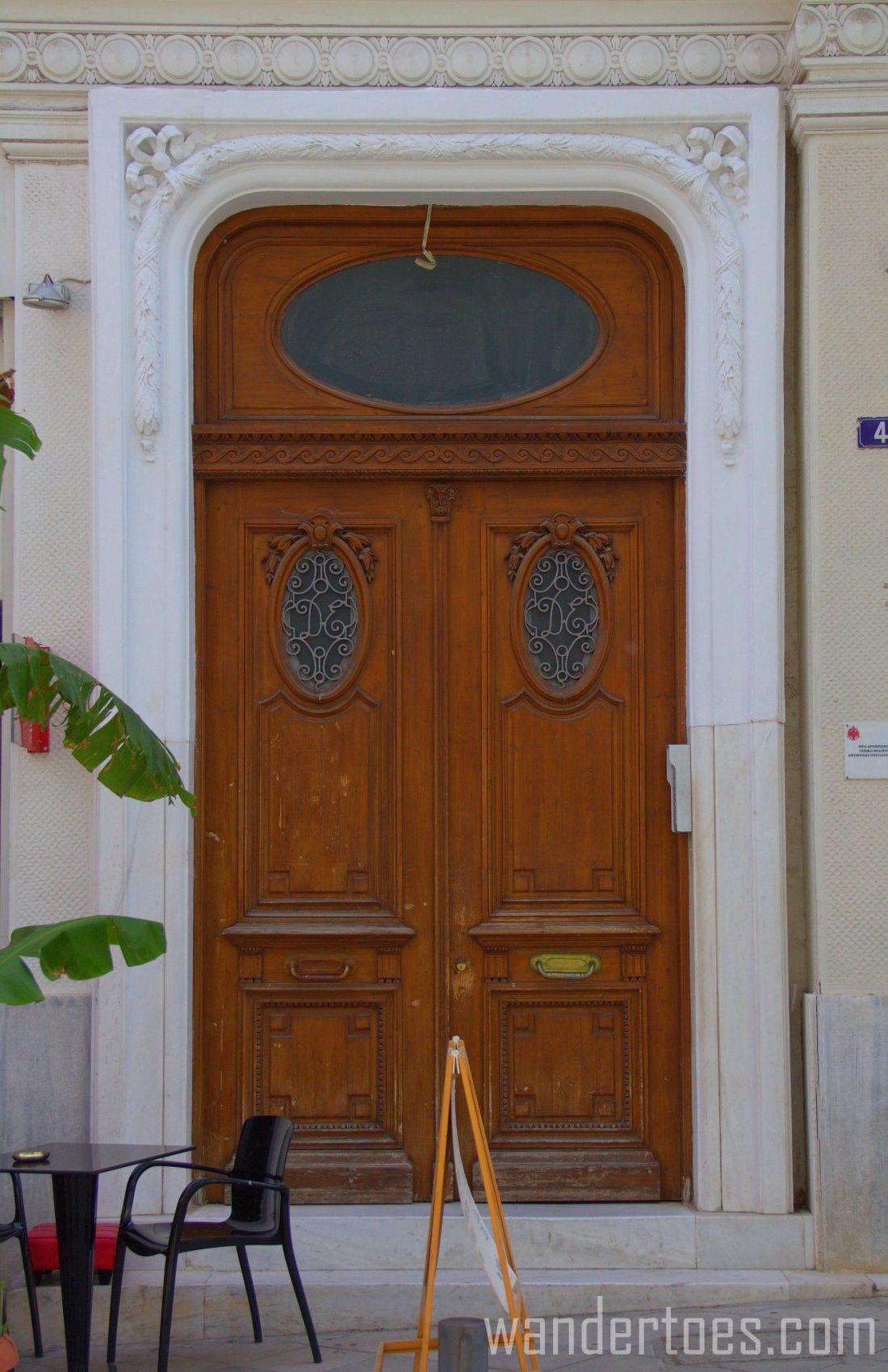 door photography plaka athens greece