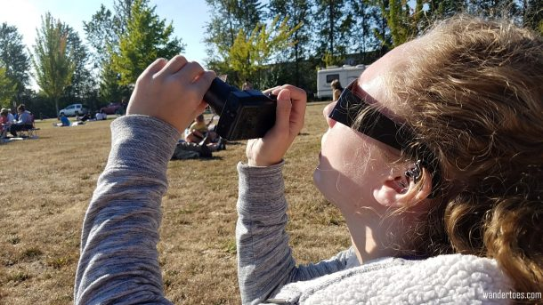 KatieRose's unbeatable Eclipse Photography Strategy. Eclipse 2017 totality photos