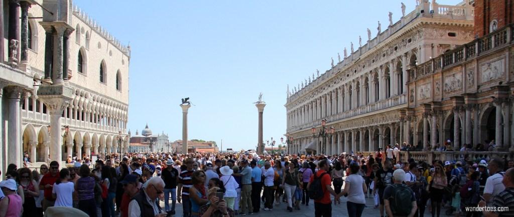 Venice Hidden Gems in St. Marks Square