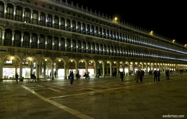 Venice Secret Places in St. Mark's Square