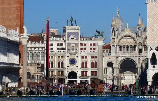 Piazza San Marco Hidden Treasures Venice Italy