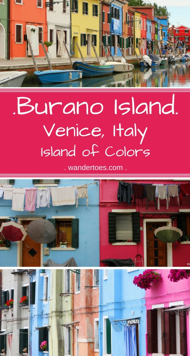 Burano Island, in Venice, Italy, is a picturesque side trip well worth the visit.