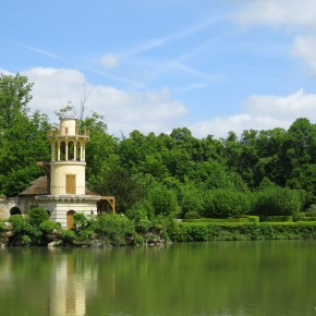 Versailles:  Picnic, Biking, & Food Market with Kids