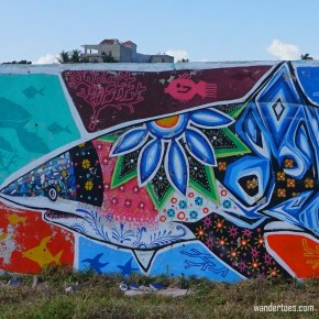 Isla Mujeres: Caribbean Street Art with a Message