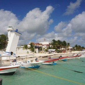 Puerto Morelos Map of the Best Things To Do