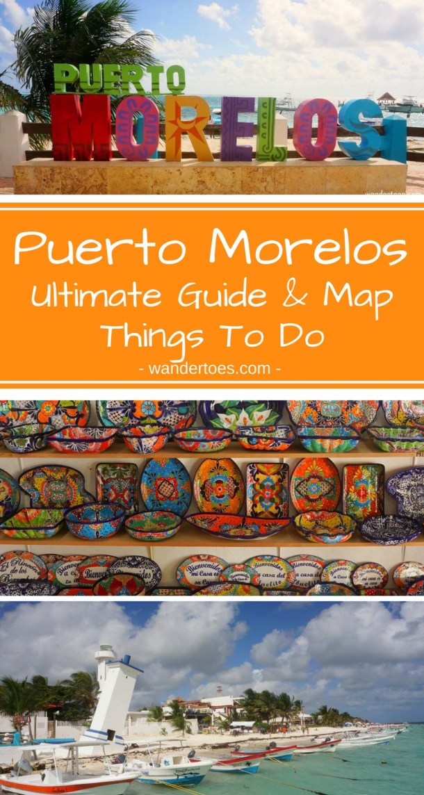 Puerto Morelos, Riviera Maya, Mexico: Ultimate guide and map of things to do in one of the last small coastal towns in Riviera Maya. Puerto Morelos Map ǀ Puerto Morelos Snorkeling ǀ Puerto Morelos Things To Do
