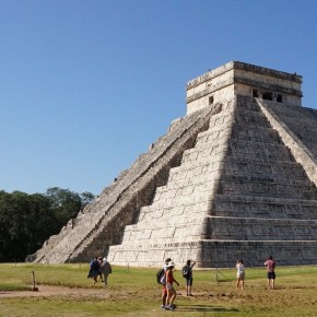 Cancun Day Trip to Chichen Itza