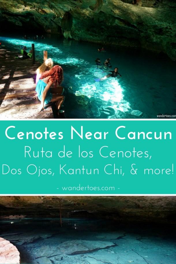 Cenotes Near Cancun