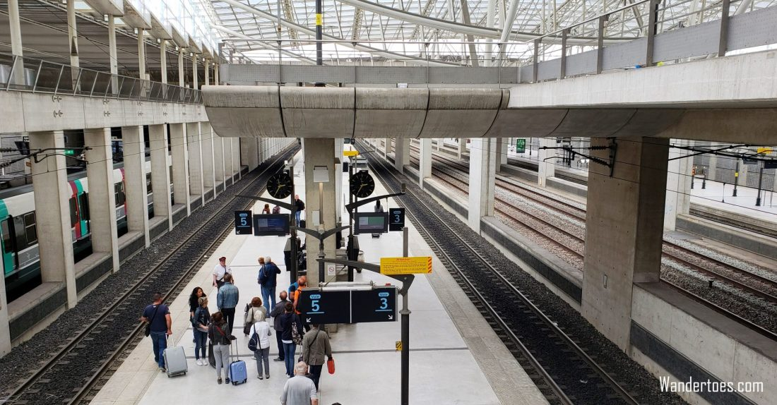 Step-by-step guide to Paris CDG Train station | Paris airport train station | Paris charles de gaulle train station | Paris to Strasbourg Day Trip | Paris to Strasbourg Train | Strasbourg Train Station