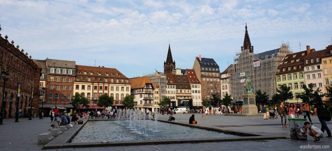 Place Kleber | Strasboug Shopping | Things to do in Strasbourg France | Strasbourg France Things To Do