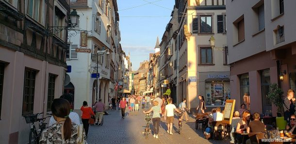 Strasbourg Grand'Rue | Things to do in Strasbourg France | Shopping in Strasbourg | Strasbourg France Things To Do