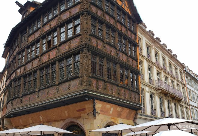 Kammerzell House in Strasbourg France | Things to do in Strasbourg France | Strasbourg France Things To Do