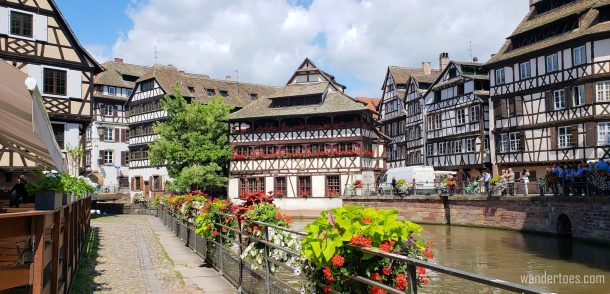Petite France in Strasbourg | Things to do in Strasbourg France | Strasbourg France Things To Do