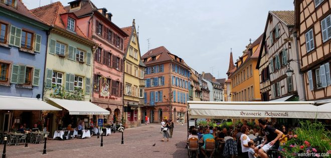 Day Trips from Strasbourg France | Colmar France | Tanners Quarter