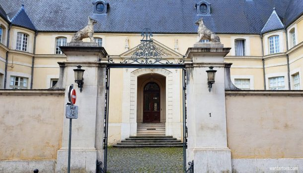 L'Hotel des Loups   Things to do in Nancy France   Nancy France Map   Nancy France Things to do   Nancy France Points of Interest   UNESCO World Heritage