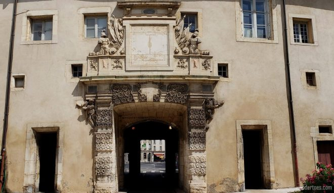 Porte de la Citadelle Nancy France | Things to do in Nancy France | Nancy France Map | Nancy France Things to do | Nancy France Points of Interest | UNESCO World Heritage