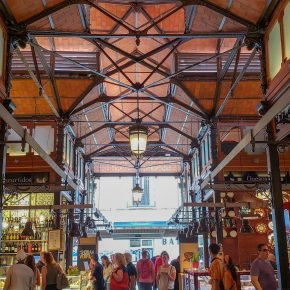 Mercado San Miguel Madrid Food Market