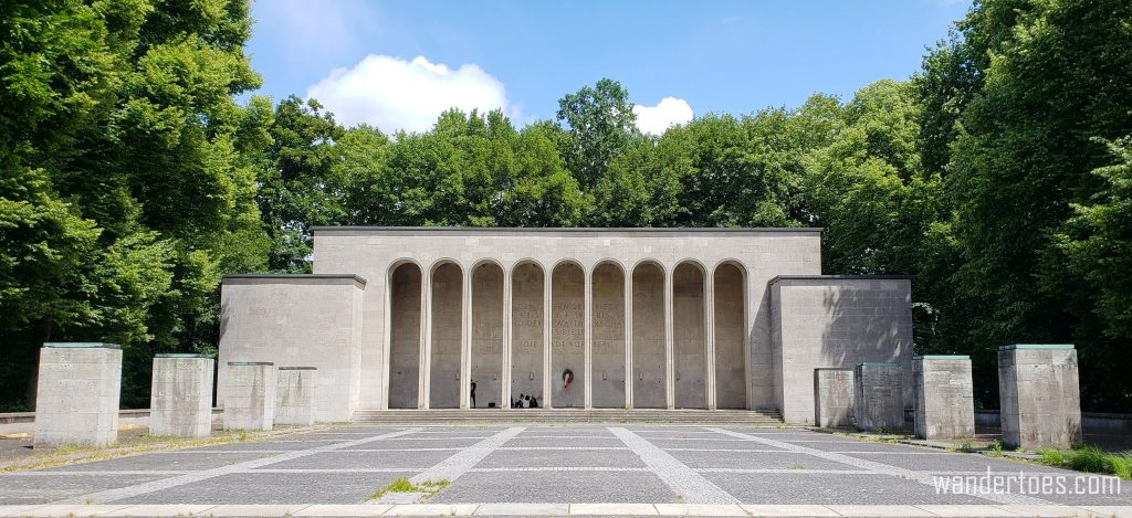Things to do in Nuremberg outside Old Town:  Nazi Party Rally Grounds Ehrenhalle, Hall of Honor