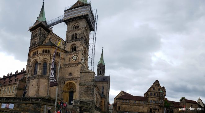Bamberg Cathedral, 1 day in Bamberg Germany