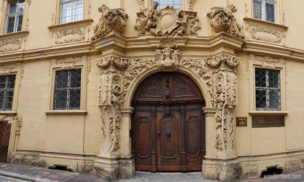 Bamberg Day Trip, Bamberg Botteringhaus