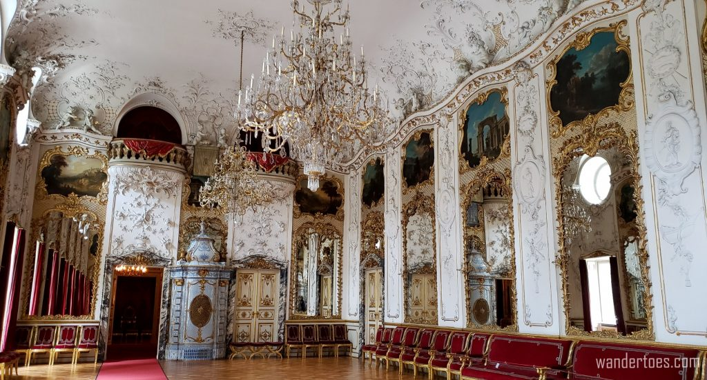 Castle Thurn and Taxis Day Trips from Nuremburg by Train